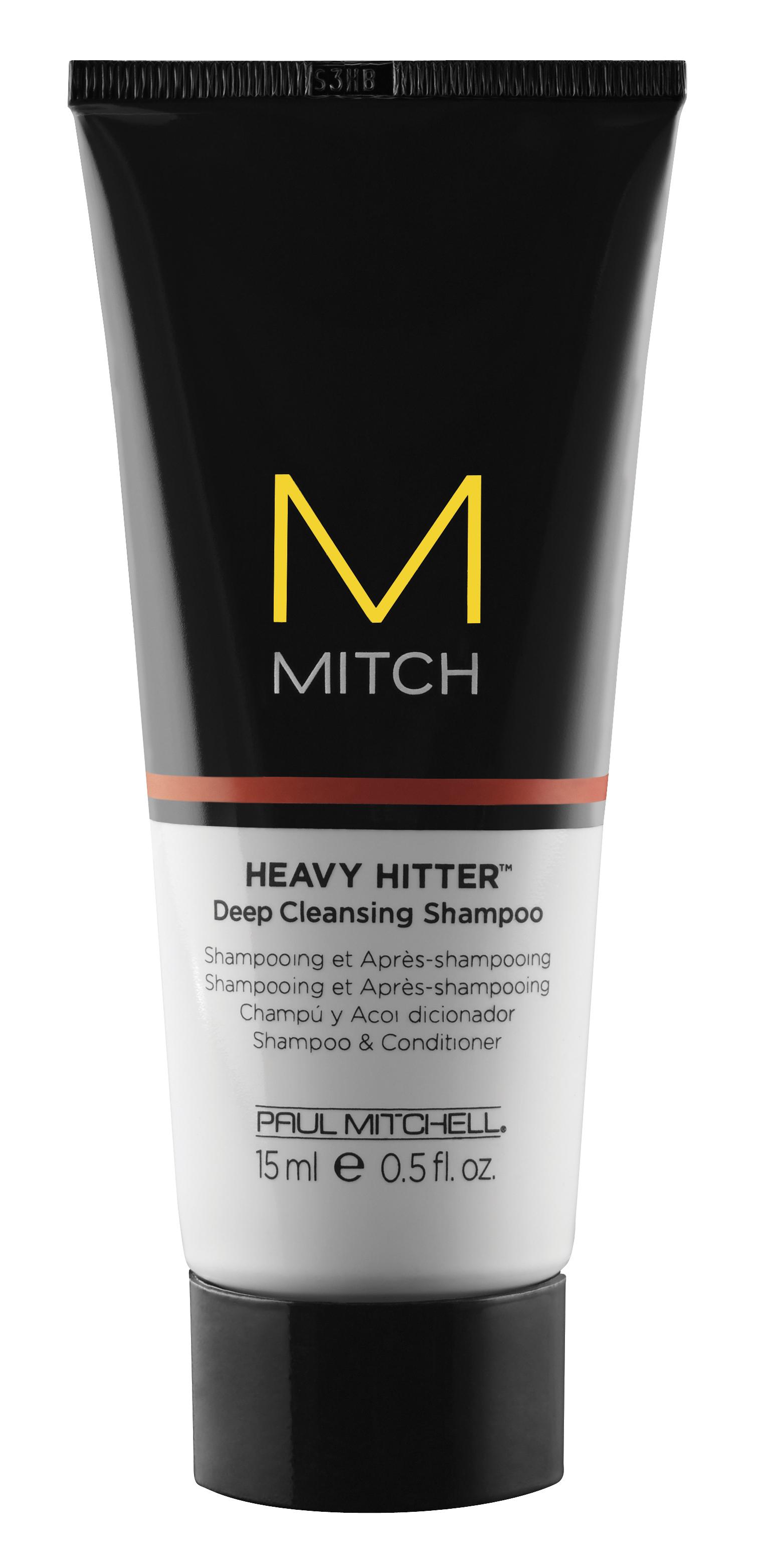 Mitch Heavy Hitter