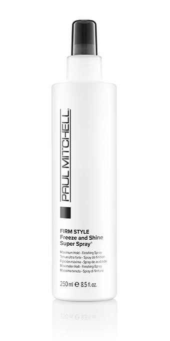 Freeze & Shine Super Spray