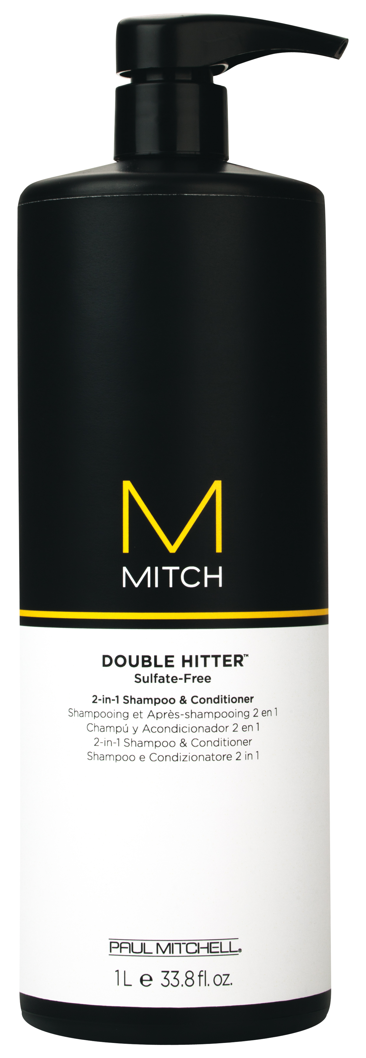 Mitch Double Hitter