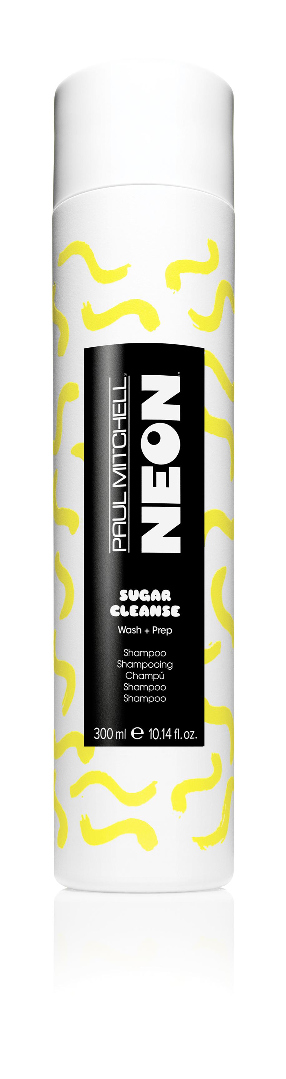 NEON SUGAR CLEANSE SHAMPOO